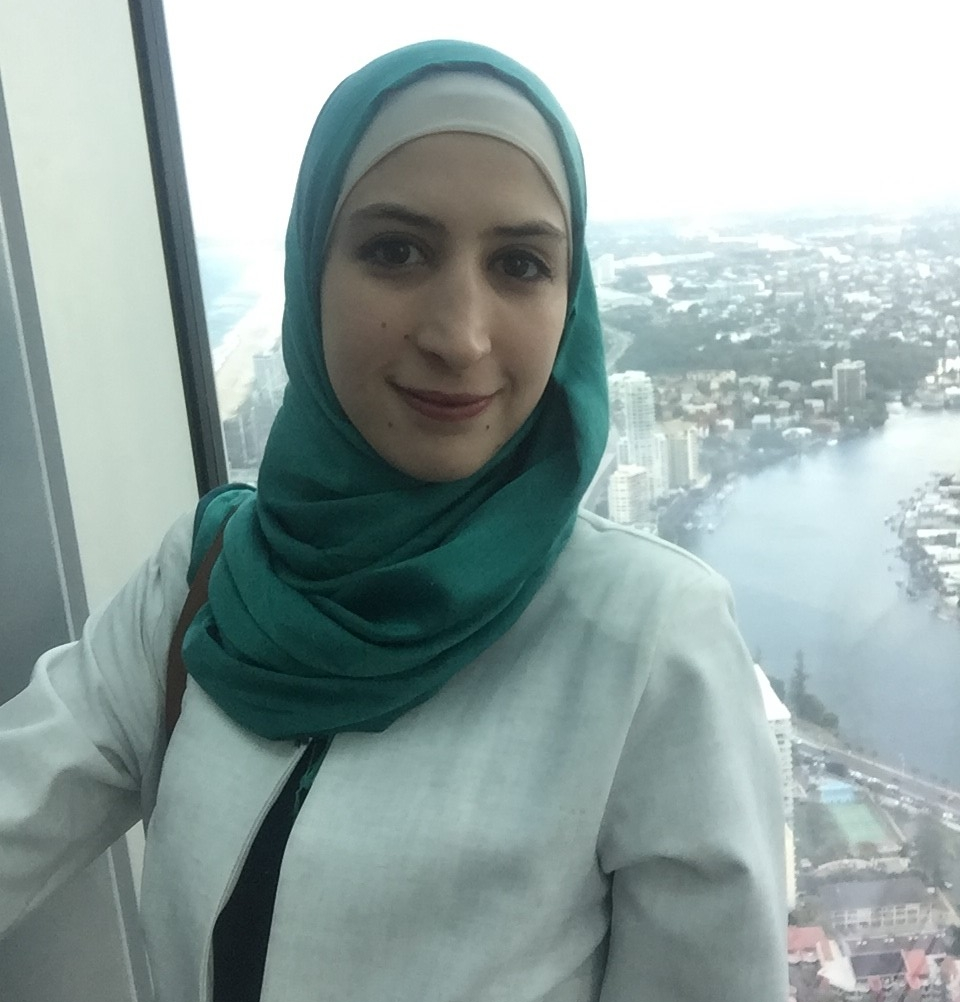 Eman Alkasasbeh  Program Coordinator   PhD Candidate with the Institute for Applied Ecology, University of Canberra, currently working on synthesis and speciation of arsenic   compounds