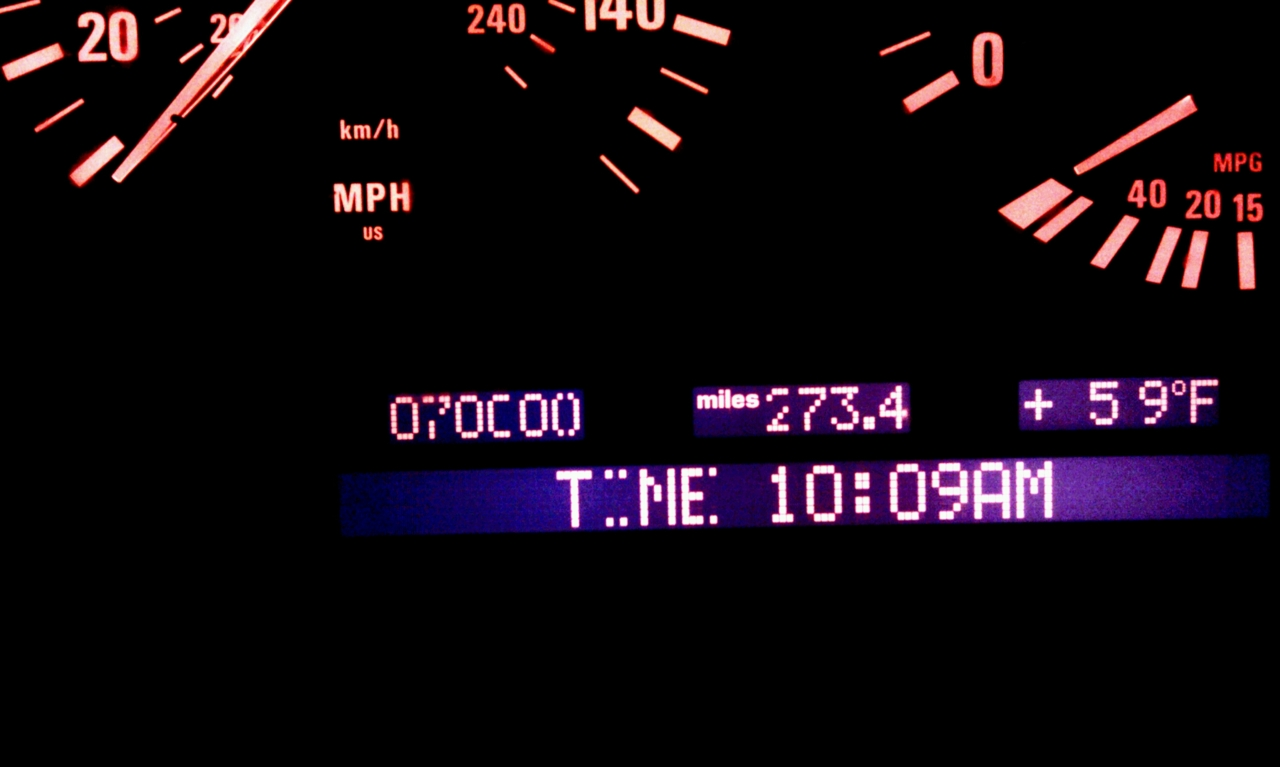 Yay! 70000 miles! Next milestone will be 77777, haha.