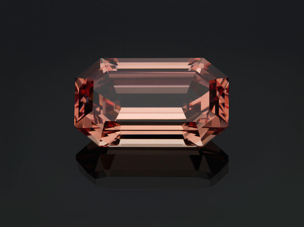 f5a792eb8 New discovery of peachy pink Malaia Garnet from Tanzania; a colour to rival  the finest