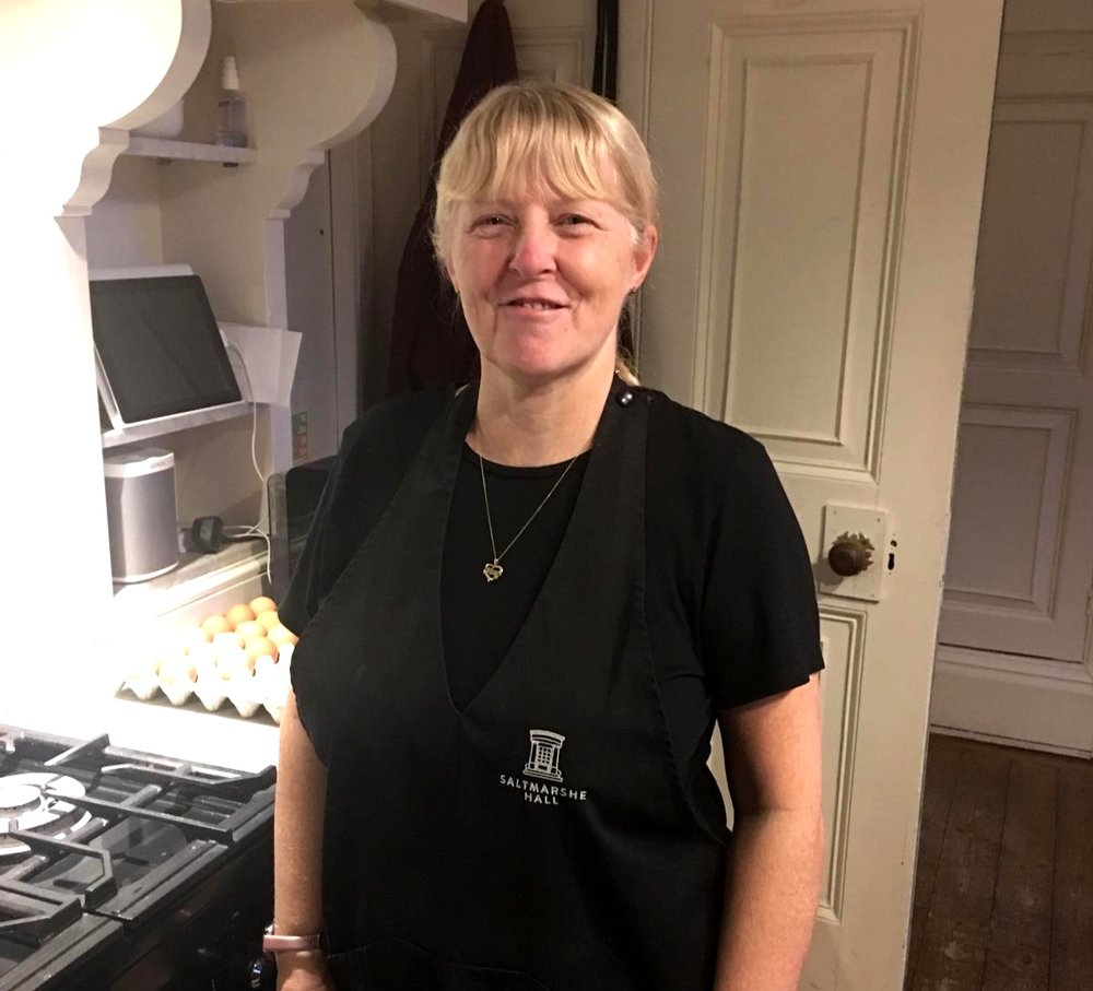 Meet The Team - Jeanette, Our Breakfast Chef