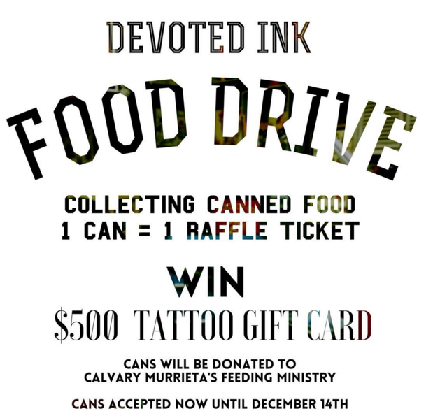 tis the season to give and get inked in the loop