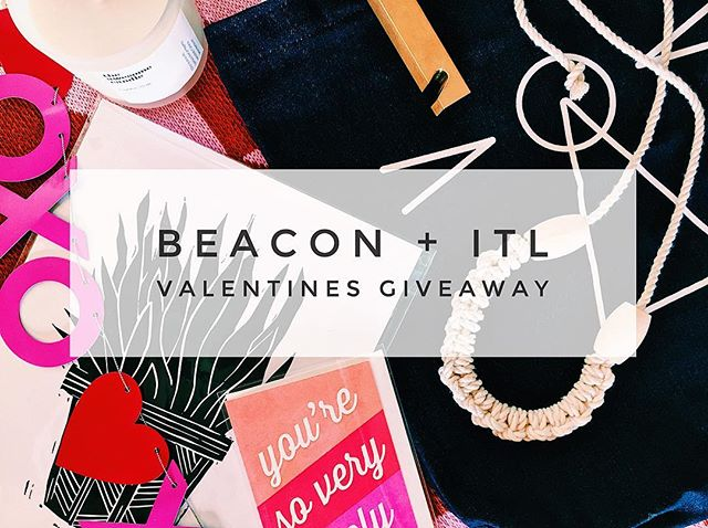 "ITL + @beaconhomegoods have teamed up for a Valentine's GIVEAWAY! (See our insta story for a detailed look at all the wonderful gifts inside this Beacon swag bag!!) You don't have to live in Temecula to win, you just have to follow these TWO steps:  1) ""Like"" this photo so we know you've entered the contest 2) Make sure you're following, @inthelooptemecula + @beaconhomegoods  BONUS: tag a friend for an extra entry!  Please note in order to win you must follow all participating vendors (make sure your account is set to public - we will be checking!) The winner will be announced at 12pm on Valentine's Day! Good Luck!!! 💕 #whosintheloop #happyvalentinesday"