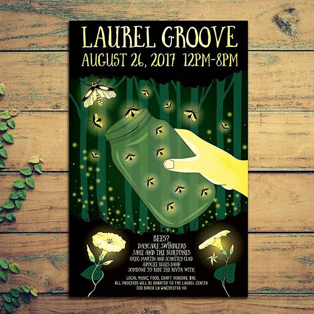 We're super stoked to be playing at Laurel groove next month with some awesome bands for an awesome cause! Thanks to @brainflowerdesigns for yet another wonderful poster!  #jakeandtheburtones #oldtime #oldtimemusic#oprahswookclub #oprahsbookclub #fundraiser #awesome #laurelgroove #burtones #perdewski#glockteam #fuck12 #fuckdonaldtrump