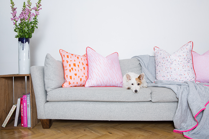 Pink Cushion range with Molly.jpg