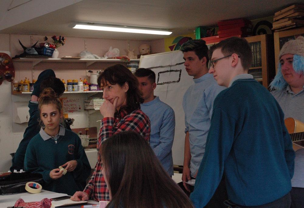 Clodagh Emoe workshop 2 listening to storyboard being explained.jpg