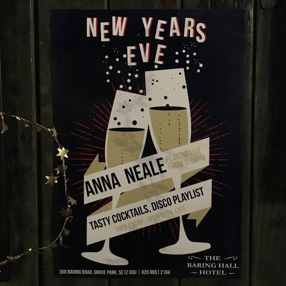 NYE at The Baring Hall Hotel