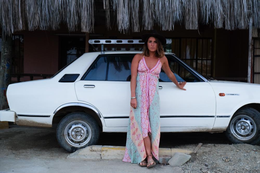 Emily in Sailaway in Peru
