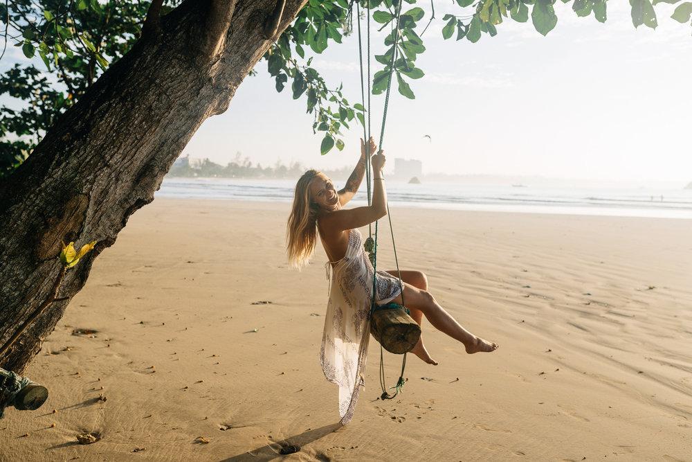 Bree near Ceylon Sliders