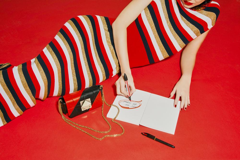 Set Design, Styling & Art Direction in collaboration with Studio L'Etiquette for Sonia Rykiel digital campaign 'Le Copain' | © Studio L'Etiquette