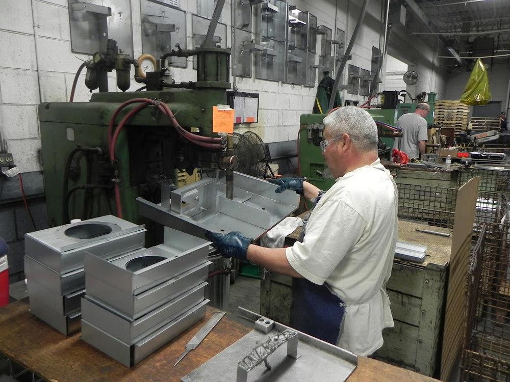Welding Services Milwaukee Wi Dickmann Manufacturing