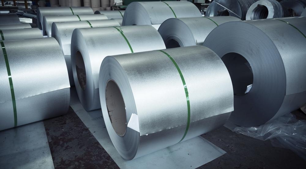 Metal Stamping Coil Material