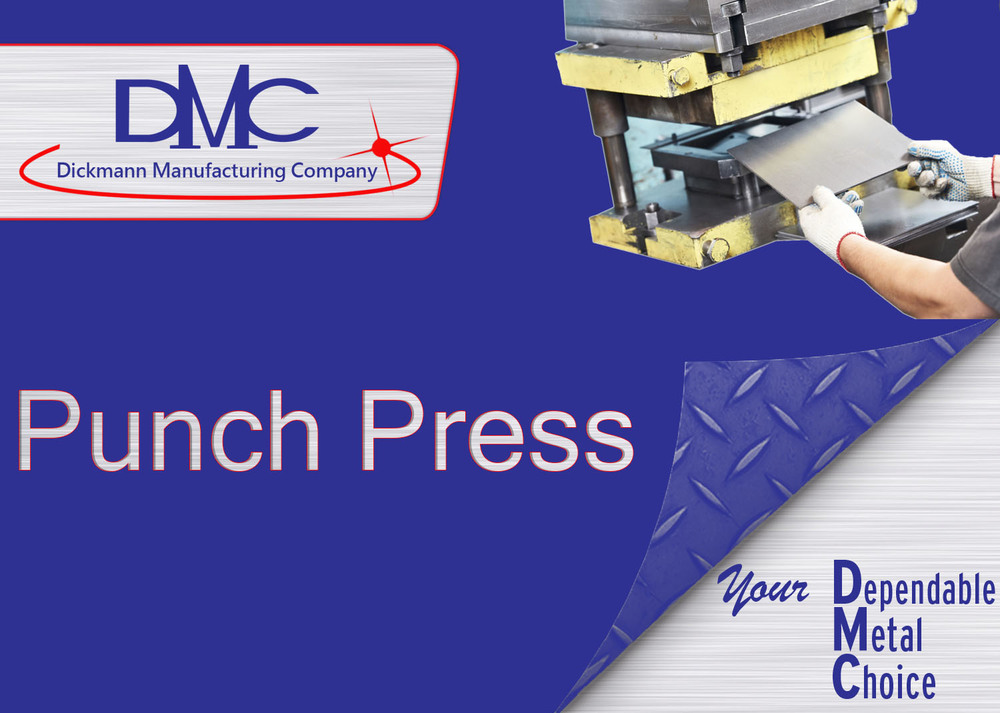 Learn everything you need to know about our metal stamping services and capabilities.  Download our punch press brochure