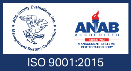 ISO 9001:2015 Certificiation