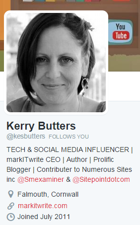 Kerry Butters