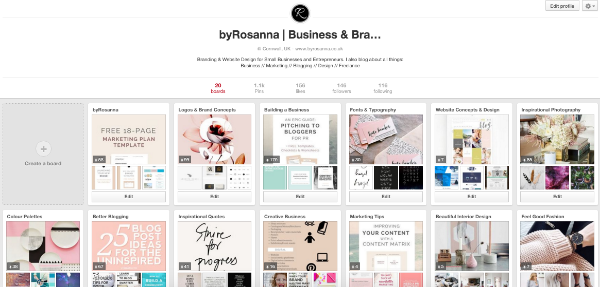 byRosanna Pinterest boards