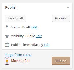 Writing a Blog Post in WordPress