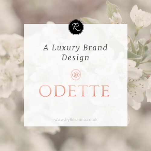 A Luxury Brand Design with Odette