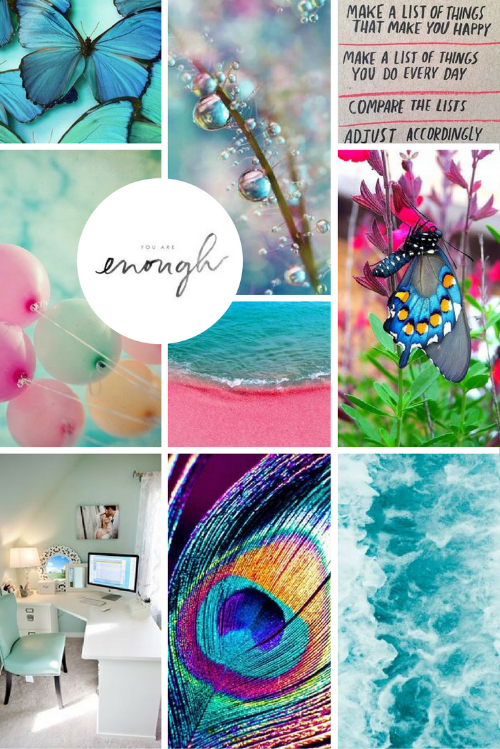 EllieBeth Designs UK Moodboard