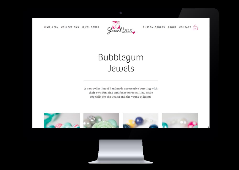 byRosanna Website Design