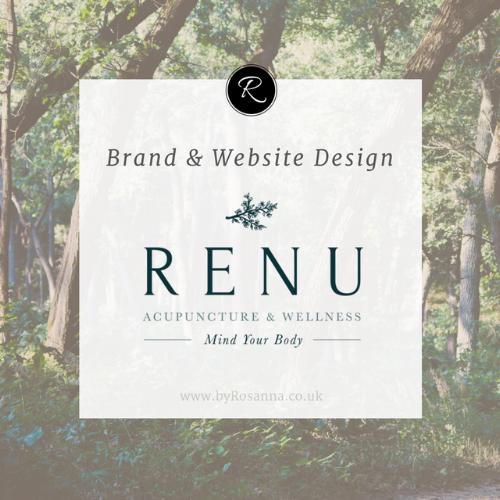 Brand & Website Design with ReNu