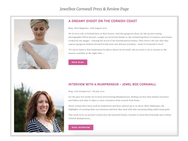 Jewelbox Press page