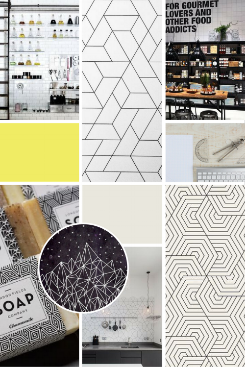 The Cocoa Lab Moodboard | byRosanna