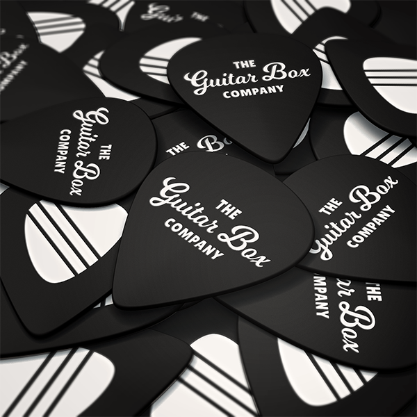 The Guitar Box Company Collateral