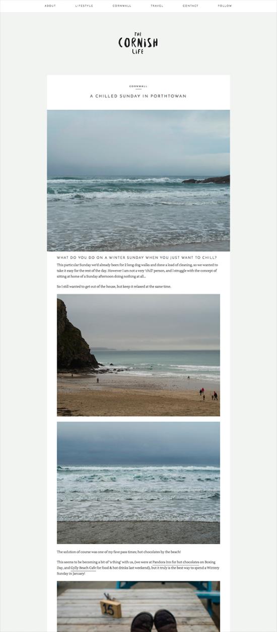 The Cornish Life Design, byRosanna