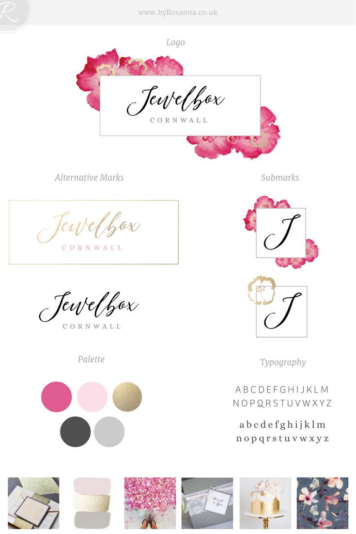 Jewelbox brand design
