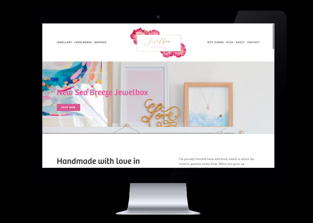 Jewelbox new website