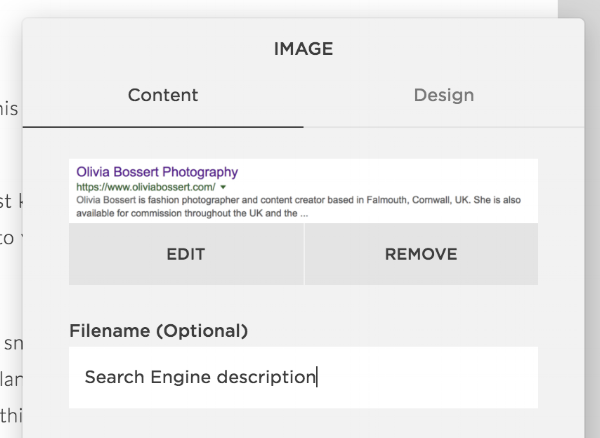 Image alt tag important for SEO