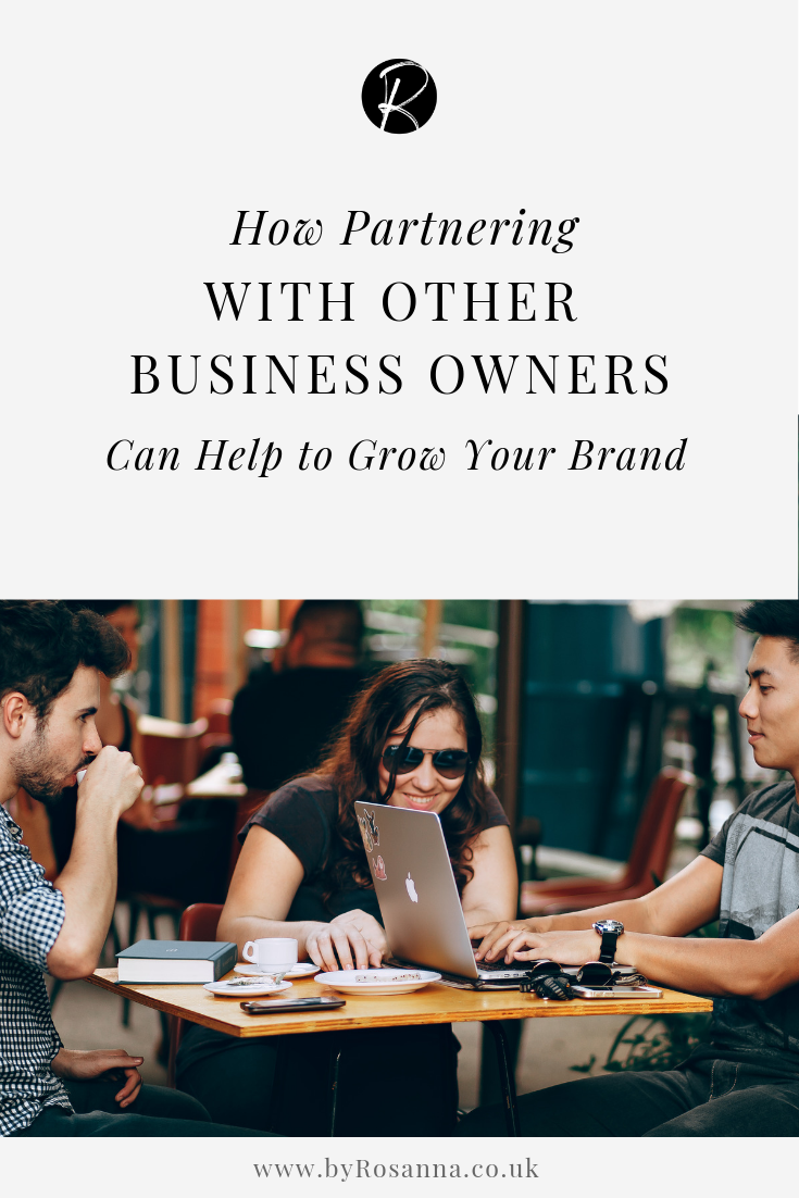 How Partnering with Other Small Businesses Can Help to Grow Your Brand