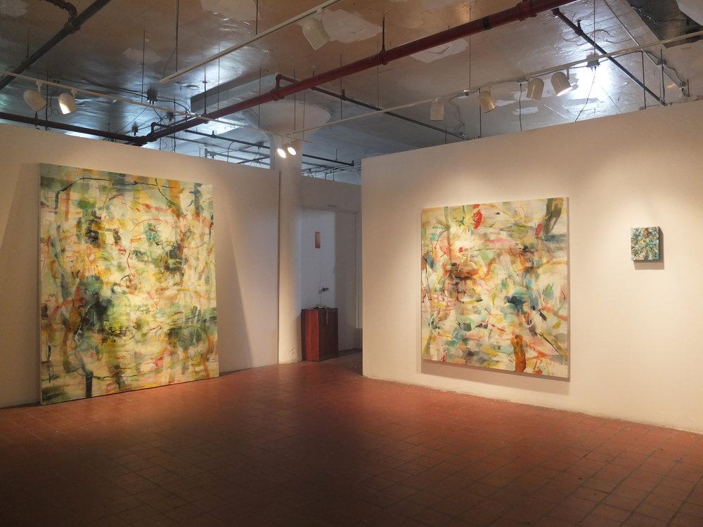 Installation View, EBA studios, 2017.