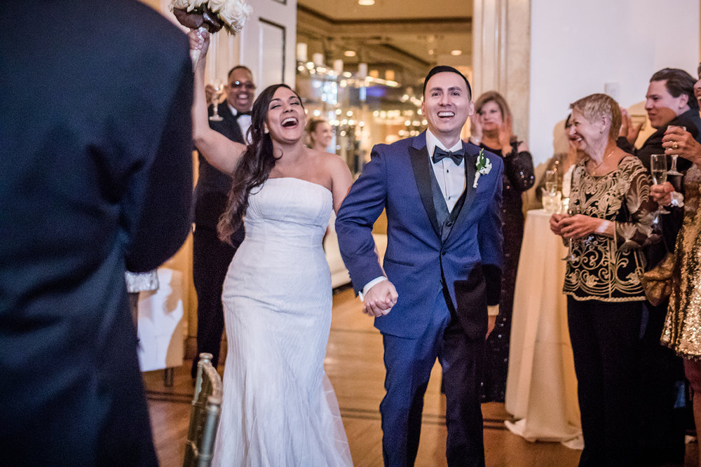 Center City Philadelphia Wedding