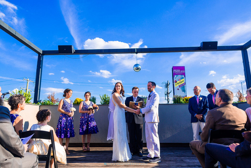 South Bowl Wedding