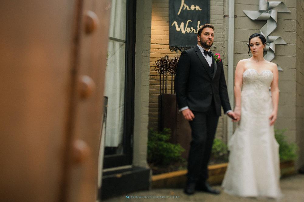 Jill & Rhett Wedding at Artesano Iron Works, Manayunk Philadelphia26.jpg