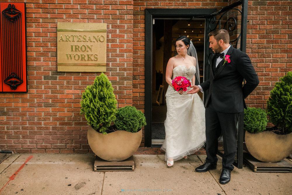 Jill & Rhett Wedding at Artesano Iron Works, Manayunk Philadelphia33.jpg