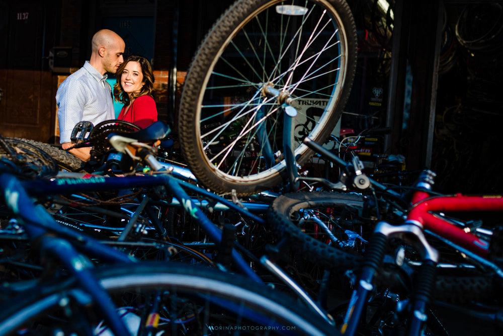 Elizabeth & Vincent Engagement at Italian Market 0008.jpg