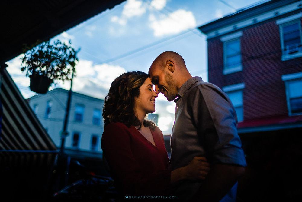 Elizabeth & Vincent Engagement at Italian Market 0010.jpg