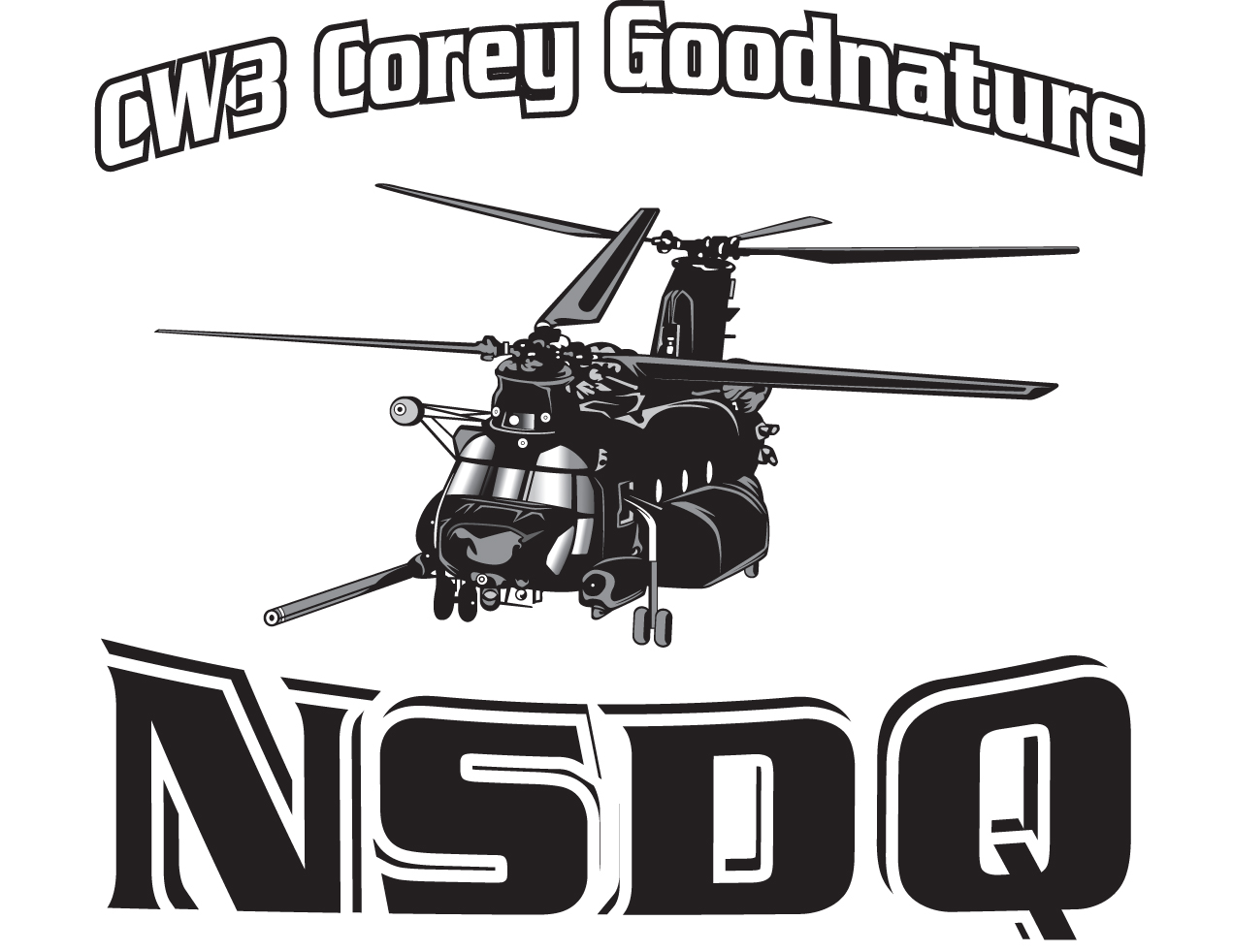 CW3 Corey Goodnature NSDQ