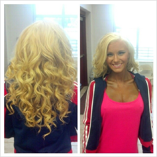 Another Bikini Beauty…Hair by LSR Beauty Team #lsrbeautyteam  #glossagirl