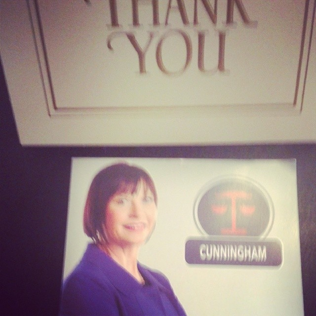 Lots of votes for Theresa Cunningham for Supreme Court Justice not only cause she's awesome but because she has the best makeup in her campaign ads. #glossagirl #politicalmua
