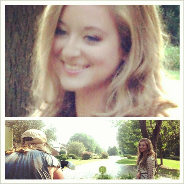 Fun Senior shoot today with the FAB Miss Deb Knoske! LOVE!