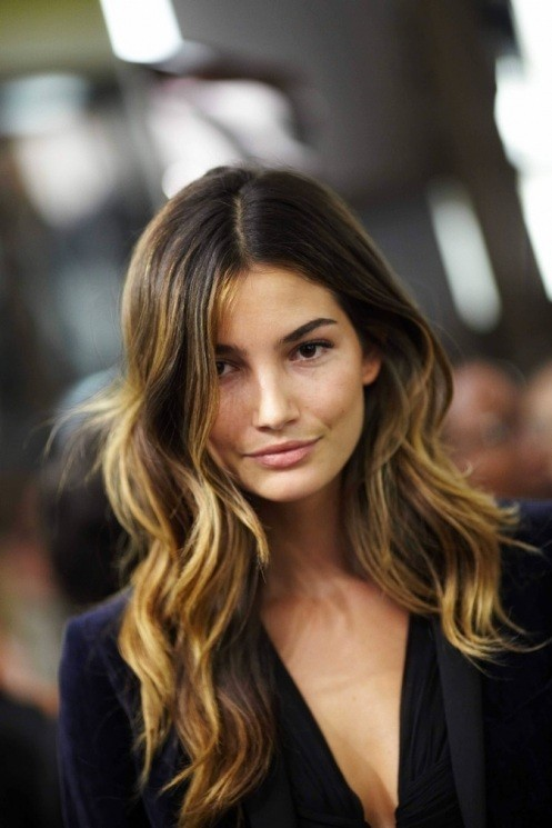 Love her hair…great for people who are naturally dark haired who want to be blonde (like me) but dont want to have hair done every 2 weeks to keep it up!