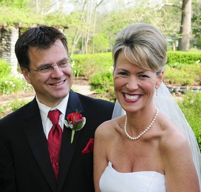 Beautiful Bride Ann Boyer