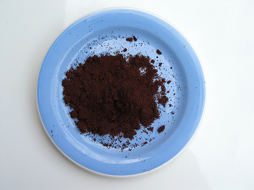 Ok this is going to sound crazy…..use chilled coffee grounds as an exfoliator ! Put your brewed coffee grounds in a baggie in the fridge.  Once they are chilled take them and rub them directly on your legs including your thighs and butt.  The grinds make for a great exfoliator and the caffeine helps rejuvenate the skin.  Some experts even believe that caffeine helps with that stubborn cellulite! Think of it as a perk up for your skin! XOXO -Lyndsey