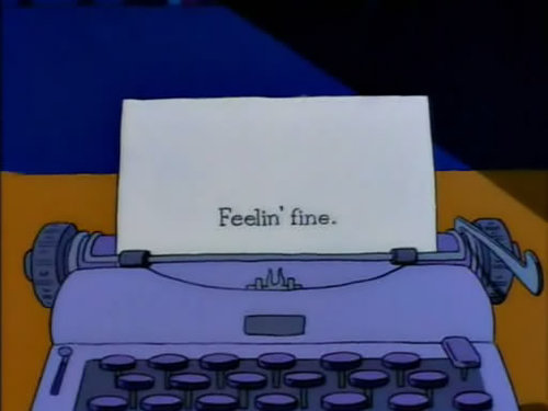 Personal essays -