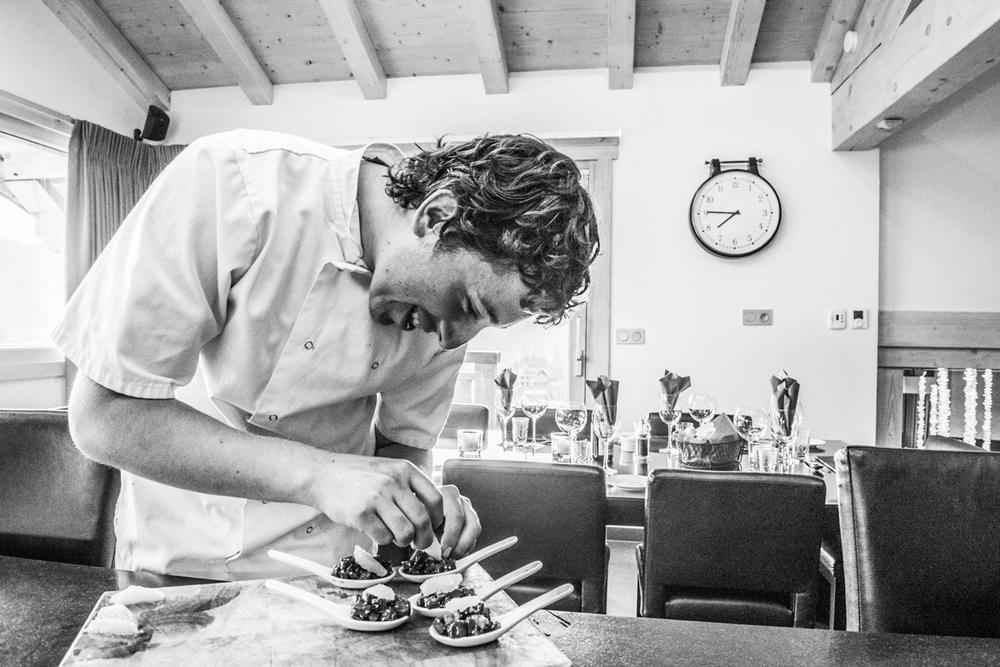 Private Chef Morzine Chalet