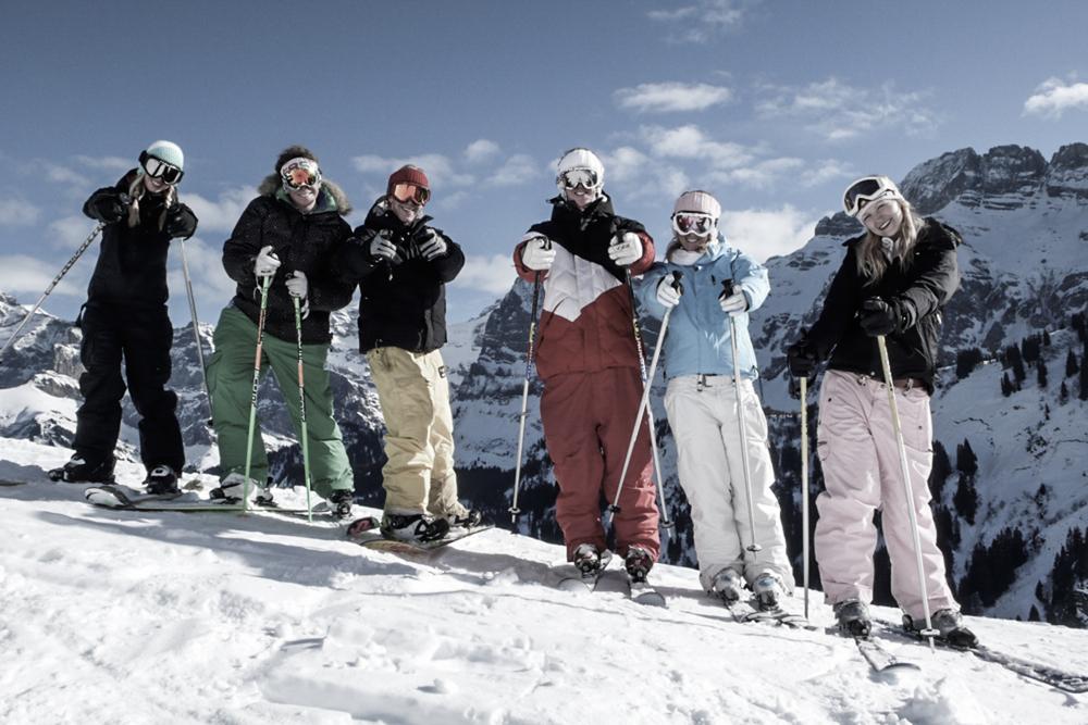 Skiing Morzine and Avoriaz