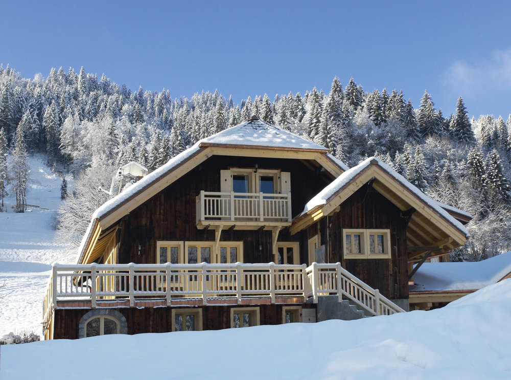 Chocolate Box Chalets